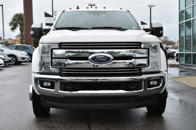 Pre-Owned 2019 Ford F-450SD Lariat