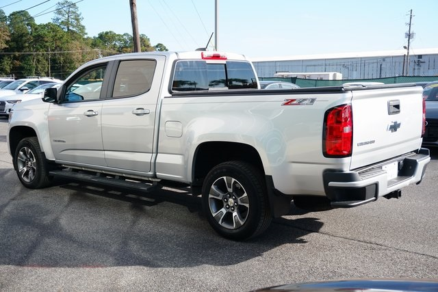 Pre-Owned 2015 Chevrolet Colorado Z71