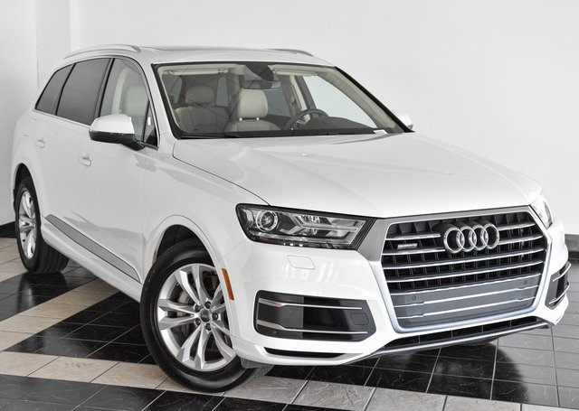 PreOwned Audi Q T Premium D Sport Utility In Mobile - Audi pre owned