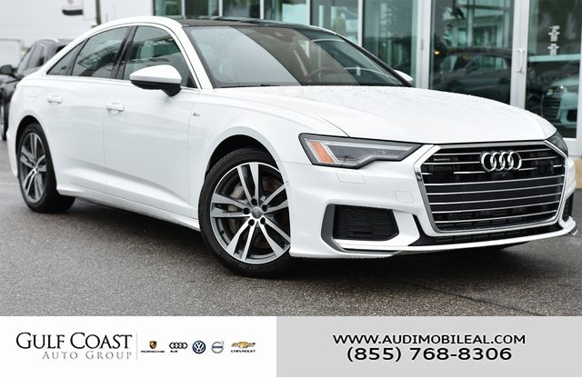 Pre-Owned 2019 Audi A6 3.0