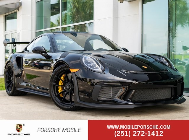 Certified Pre,Owned 2019 Porsche 911 GT3 RS