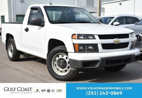 Pre-Owned 2012 Chevrolet Colorado Work Truck