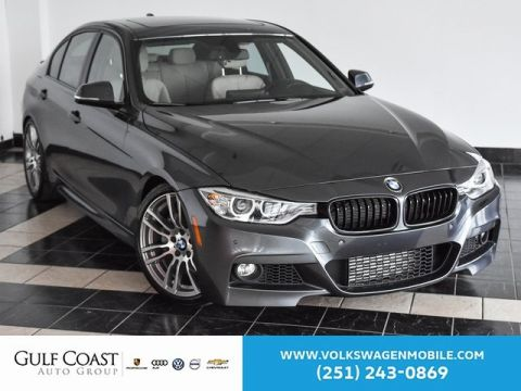 Pre-Owned 2015 BMW 3 Series 335i