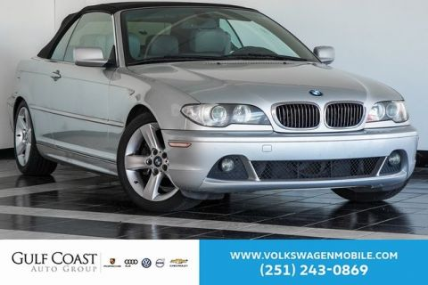 Pre-Owned 2006 BMW 3 Series 325Ci